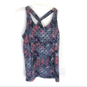 Lululemon Kanto catch me workout tank polka dot 8